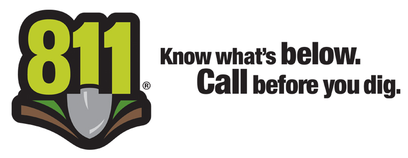 Call 811 before you dig in Alabama Banner